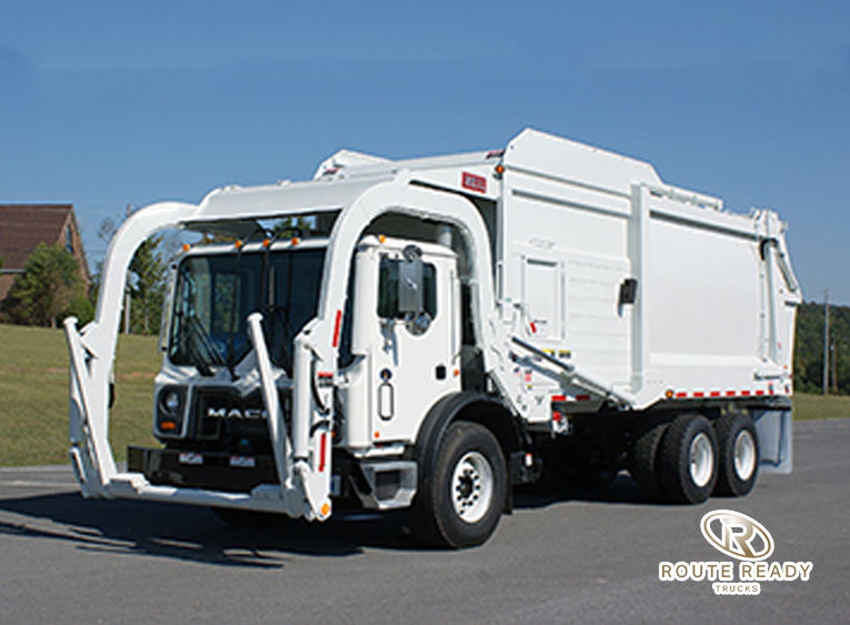 Front Loader Garbage Truck Specifications